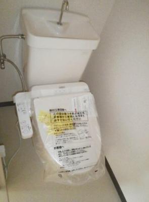 【トイレ】プラザ5
