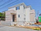 グラファーレ四街道市大日22期 全1棟 新築一戸建住宅の画像