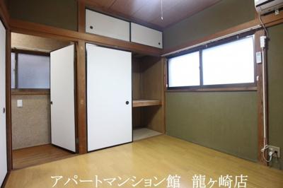 【洋室】野堀嵯峨貸家