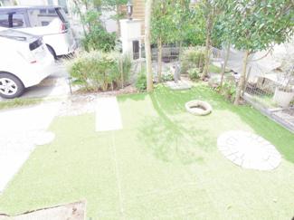 【庭】プラウドシーズンひばりが丘団地中古戸建