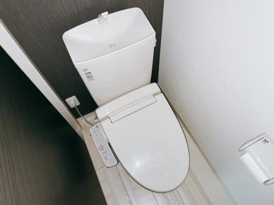 【トイレ】ラフィネ三軒茶屋
