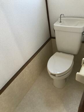 【トイレ】第1青木アパート