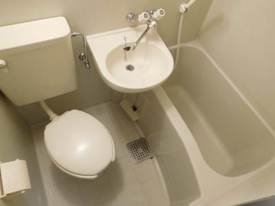 【浴室】ラ・ジュネス