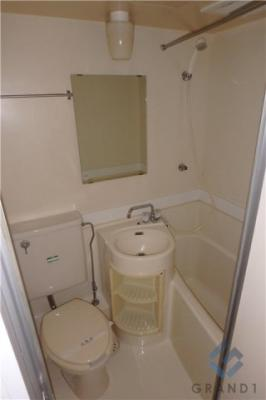【浴室】HM新町1st