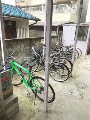 【その他共用部分】アール・ヨーロピアン 駅近 バストイレ別 室内洗濯機置場