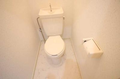 【トイレ】アール・ヨーロピアン 駅近 バストイレ別 室内洗濯機置場