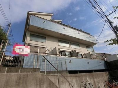 【外観】リーヴェルポート横浜三ツ沢