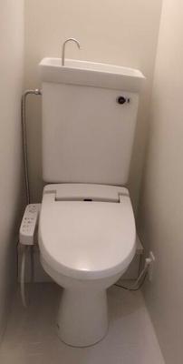 【トイレ】リーヴェルポート横浜三ツ沢