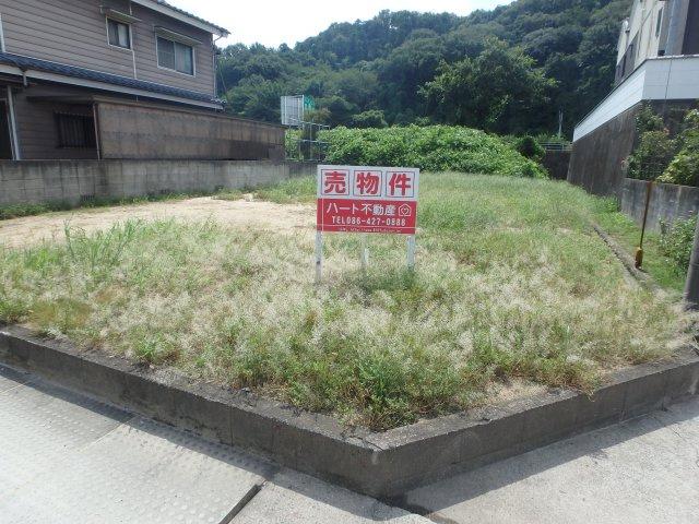 【外観】笹沖 売地