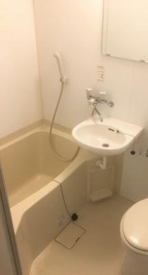 【浴室】ヒニックフラット