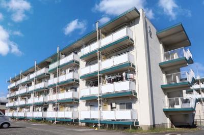 【外観】ビレッジハウス藤田2号棟