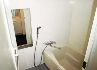 【浴室】エスティメゾン東新宿