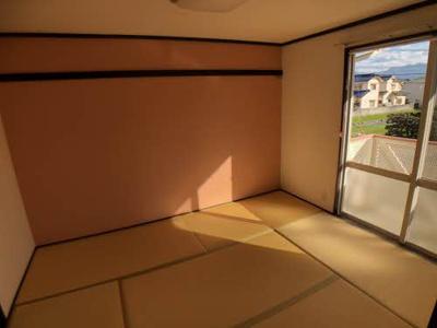 【和室】フレグランス南久米 F棟・