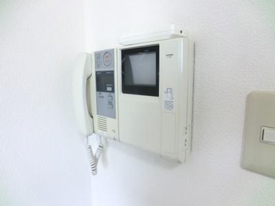 ☆TVモニターホン・完備しています。☆
