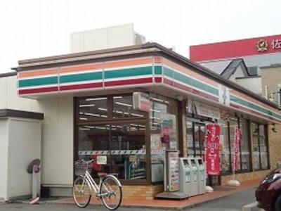 セブンイレブン岡崎寿町店まで450m