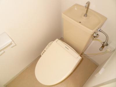 【トイレ】アサガ第一ビル