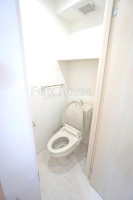 【トイレ】アーモンドの花