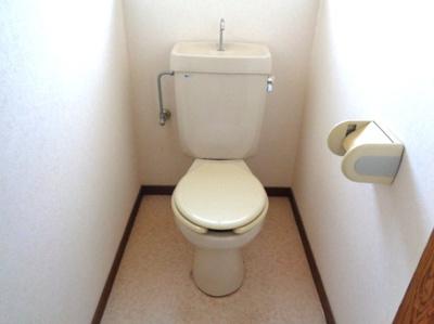 【トイレ】アパートA