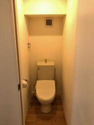 【トイレ】カインドネス王子神谷