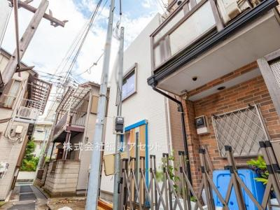 【外観】葛飾区西新小岩3丁目新築戸建て