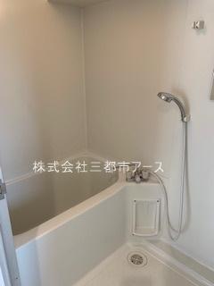 【浴室】エルスタンザ南品川