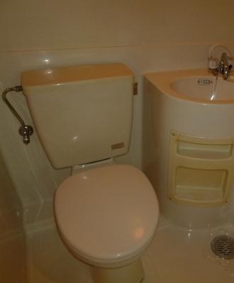 【トイレ】正和フラット北白川