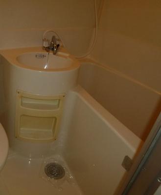 【浴室】正和フラット北白川