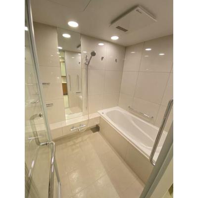 【浴室】ブランズ麻布狸穴町(ブランズアザブマミアナチョウ)