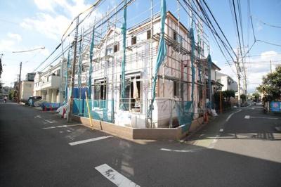 【外観】座間市相模が丘3丁目 新築戸建