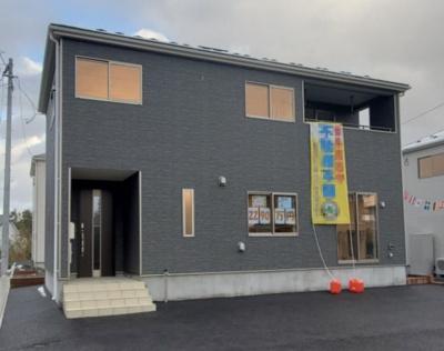 【外観】新築建売 花巻市松園町第2 3号棟