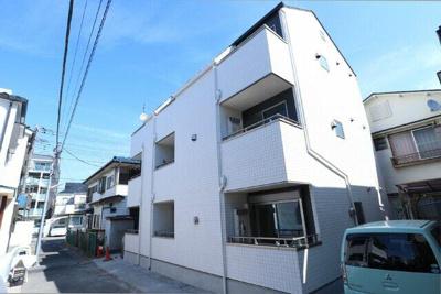【外観】コンフィア目黒本町