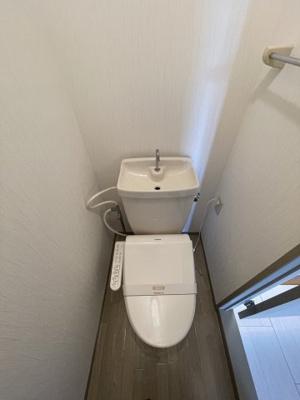 【トイレ】フライハイツラオム