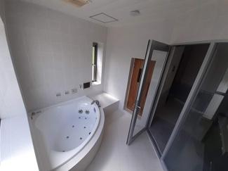 【浴室】鴨川市宮別荘