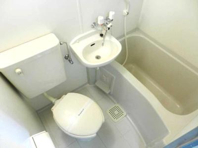 【浴室】レオパレス千亀利