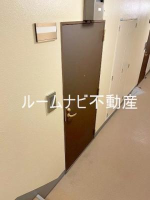 【玄関】アーバイル本郷東大前