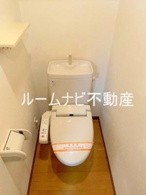【トイレ】アーバイル本郷東大前