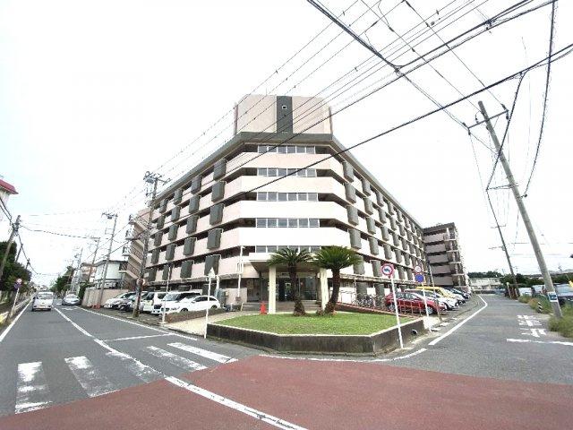 【外観】鵠沼スカイマンション