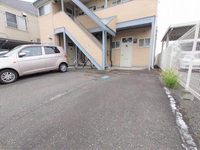 【駐車場】ハイネス藤