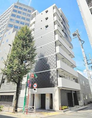 【外観】PREMIUM CUBE 笹塚