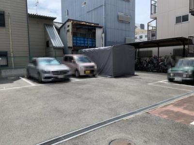 【駐車場】ローレルハイツ