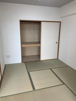 収納力の高い押入れは和室があるメリットの一つです。
