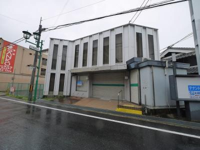 【外観】大和小泉駅前テナント