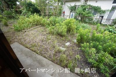 【庭】河内町猿島邸