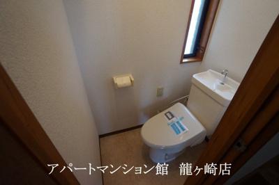 【トイレ】河内町猿島邸