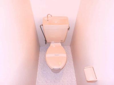 【トイレ】レオパレス磯上Ⅱ