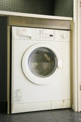 ビルトイン洗濯機