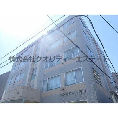【外観】エスポワール円山