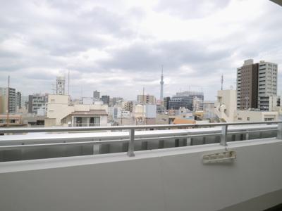 【展望】プラウドフラット浅草橋Ⅲ