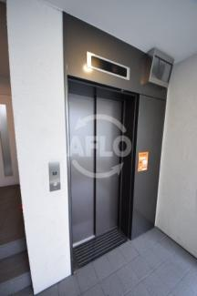 ビラージュプラム エレベーター