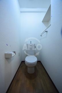 ビラージュプラム トイレ